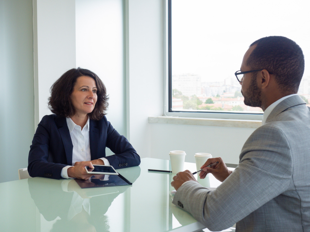entretien d'embauche en anglais