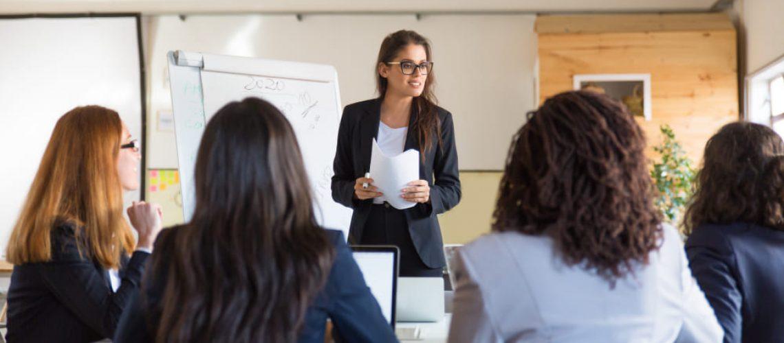 anglais dans l'entrepreneuriat féminin